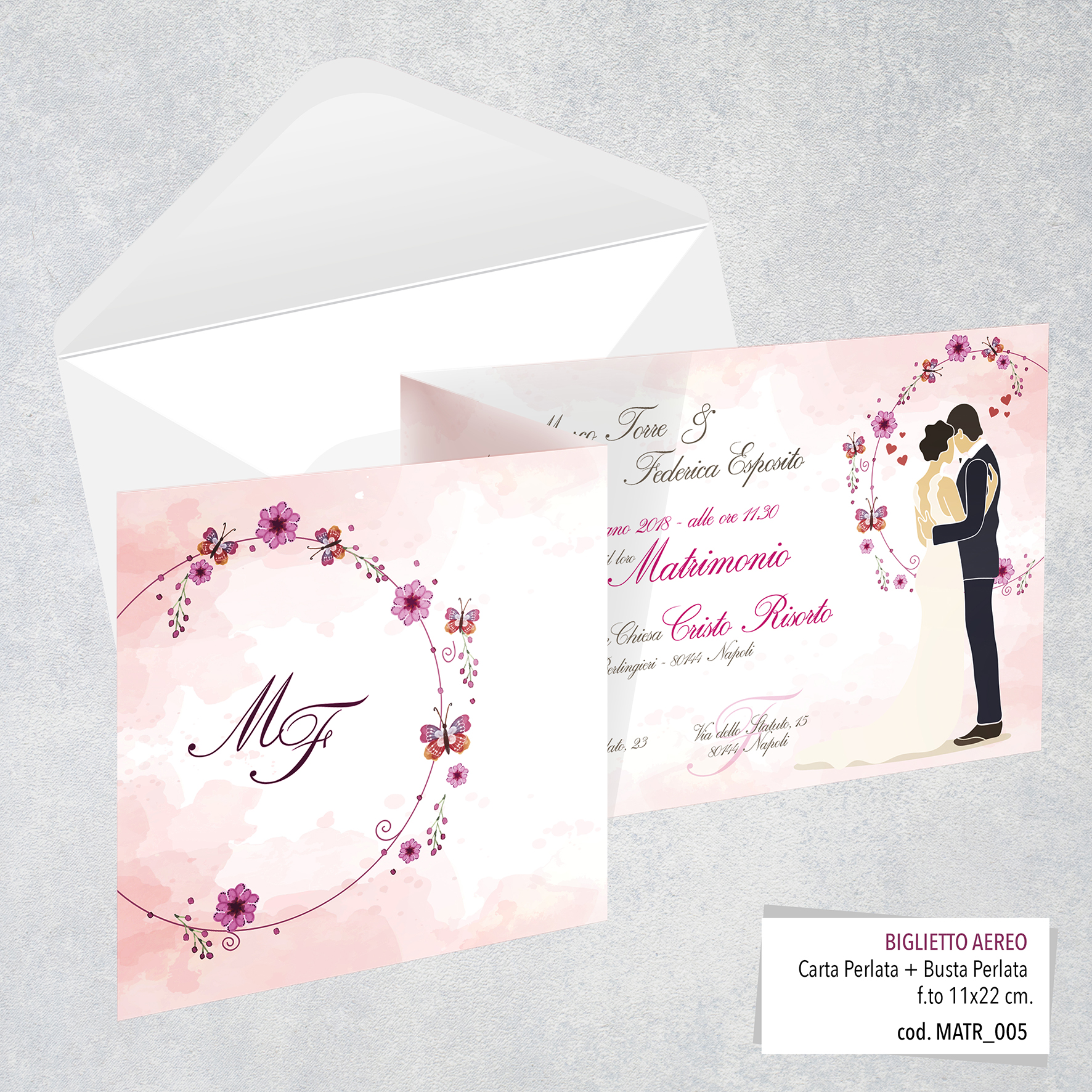 Partecipazioni Matrimonio A 0 50.Partecipazioni Matrimonio Lagigroup Tipografia E Stampa